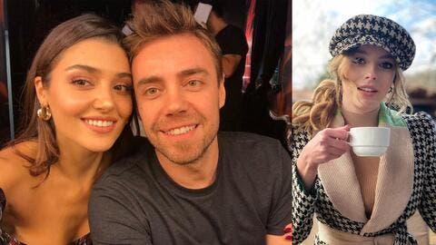 Murat Dalkılıç Unfollows Ex Hande Erçel on Instagram.. Is It Because He's Dating Actress Melis Sezen?