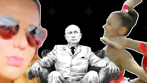Secrets of Putin's Latest Mistress Spilled Out: Billions Given to Former Cleaner Who Has His Four Kids!