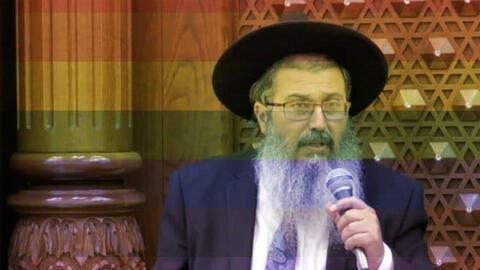 Israeli Rabbi: 'You Will Turn Gay if You Take The COVID-19 Vaccine'