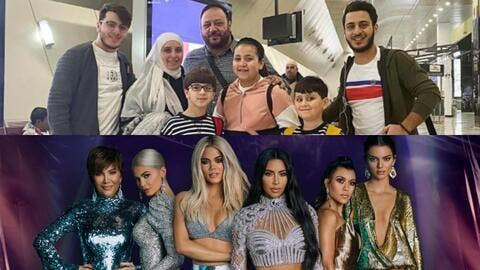 Toyor Al Jannah Star Al-Waleed Miqdad's Fiancée Makes Her First Public Debut with the Family (Video)