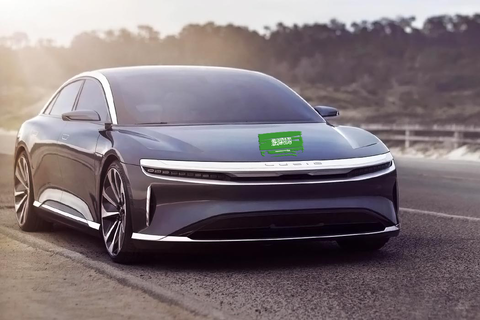 Lucid Motors Perceived As Major Step In PIF's Strategy
