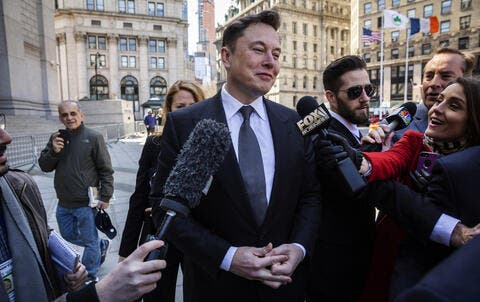 11 Facts You Didn't Know About the Richest Man on Earth; Elon Musk