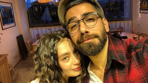'I Lost 5 Kgs'! Paparazzi Spot Neslihan Atagül with Husband Kadir Doğulu & She Refuses to Comment on Tuba Büyüküstün