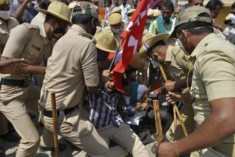 Protesting Indian Farmers Tell Modi 'They Are Not Going Anywhere'!