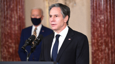 Why Does Anthony Blinken Sound Like Pompeo When It Comes to the Mideast?