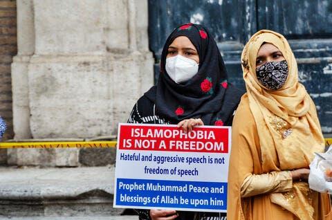 Germany Saw More Than 900 Anti-Muslim Attacks in 2020