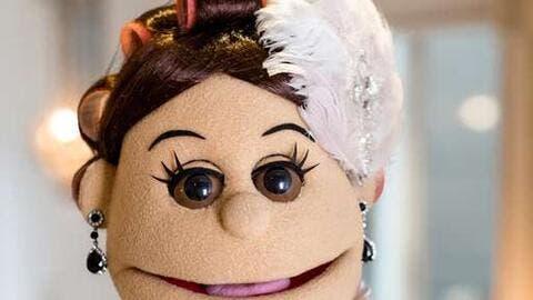 Egypt's Abla Fahita Puppet on Netflix in 2020