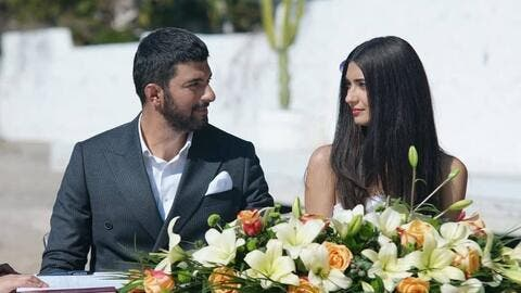 'Quicker Than Preparing Noodles'! Tuba Büyüküstün and Engin Akyürek's Marriage in Sefirin Kızı Sparks a Wave of Ridicule