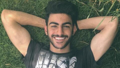 وفاة الناشط الأردني الوسيم عبدالله العمري
