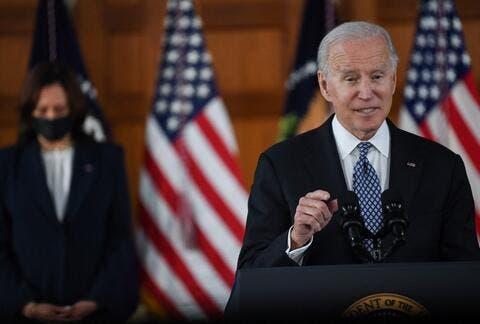 Butt of Jokes! Biden Calls Kamala as 'President Harris'