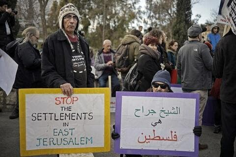 Stop The East Jerusalem Evictions!
