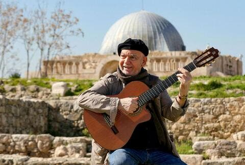 Iraqi Musical Legend 'Ilham' is Back on The Amman Stage