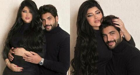 أحمد السالم يُحرج ملكة كابلي ويشارك وثيقة الطلاق وسط غضب جماهيري!