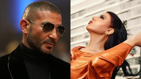 Ahmed Saad Posts Sexual Insult of Ex-Wife Somaya El-Khashab.. Her Response Was Just As Good! (Pictures)