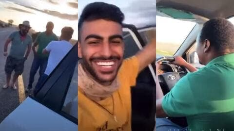 Watch the Last Videos Abood Omari Shared With a Reckless Driver.. Was He the Reason Behind Abood's Death?