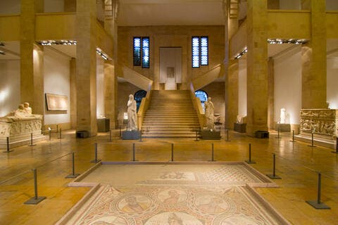 'Pastels, or the Sparkle of Life' Exhibition Reopens Sursock Museums in Beirut