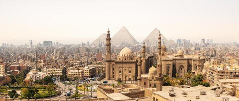 Egypt Tops The Guardian's List of The World's Most Famous Ancient Buildings