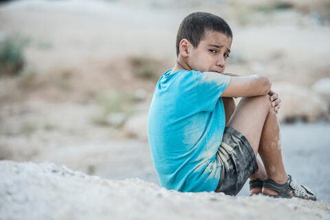 Jordan's Syrian Refugees Aided in New Campaign