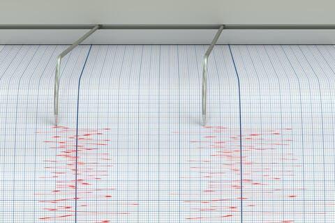 Strong 5.9 Magnitude Earthquake Strikes Greece