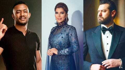 'He's Cocky and Arrogant'! Assala Lends Her Voice to Amr Youssef Against Mohamed Ramadan
