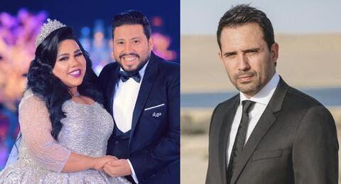 طلاق شيماء سيف من زوجها محمد كارتر.. هل ظافر العابدين السبب؟