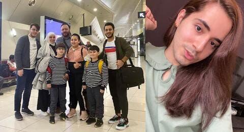 محمد رشاد يُبرر تعنيفه لـ مي حلمي لدرجة النزيف.. ويكشف لأول مرة سبب إجهاضها!