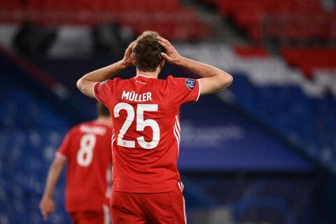 باريس إلى نصف نهائي دوري الأبطال رغم سقوطه أمام بايرن