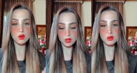 هند القحطاني تؤكد استحالة ارتدائها الحجاب..