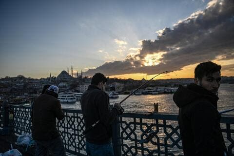 Turkey's COVID-19 Cases Tops 52,000 in 24 Hours