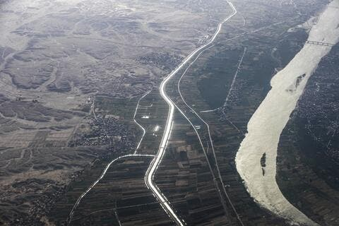 Russia Supports Egypt on Nile Water Rights