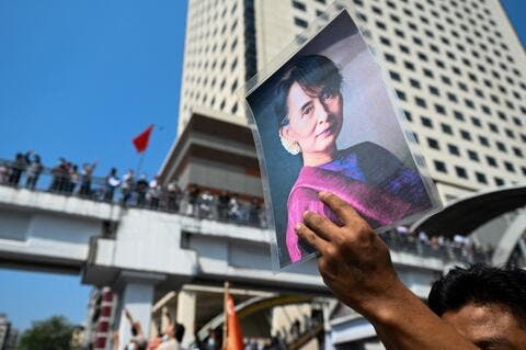 Malaysia Calls on The Myanmar Junta to End The Violence