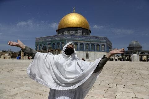 Jerusalem at Boiling Point Thanks to Israel