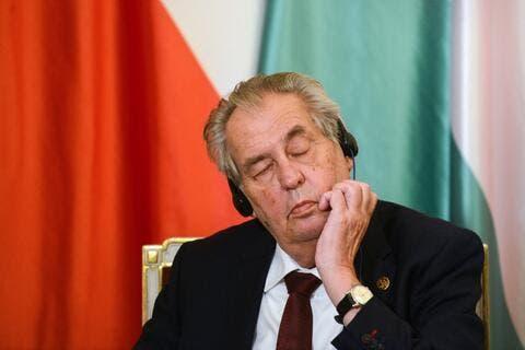 Czech President Doubts Russia Meddling in 2014 Blast
