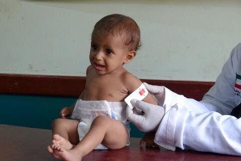 UN's Martin Griffith: Houthi Assault on Yemen's Marib Must Stop