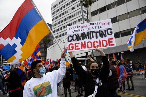 Biden's Armenian Genocide Recognition is Hailed at The UN