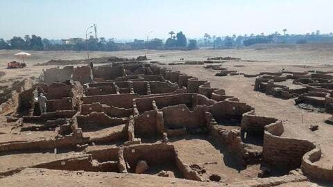 Egypt: Archaeologists Uncover Pharaonic City Near Luxor