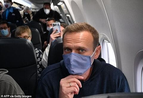 Doctor: Opposition Leader Alexei Navalny is Dying