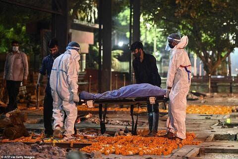 India Reports 352,991 Coronavirus Cases in 24 Hours