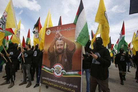 Jailed Marwan Barghouti Set to Become The Next Palestinian President