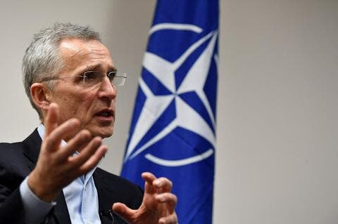 NATO Urges Russia to Pull Back From The Ukraine Border