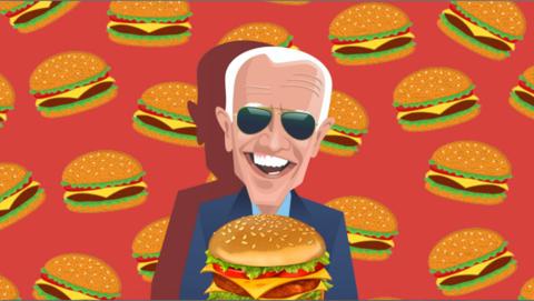 Biden Wants to Take Away All the Hamburgers?!