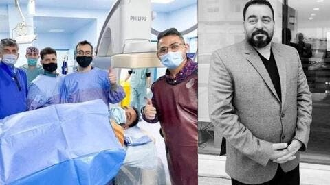 Did He Commit Suicide? Jordanian Artist Mutab Al-Saqqar Dies After Falling From Hospital's 2nd Floor
