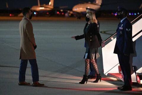 In Style: Can Jill Biden Wear What She Wants?