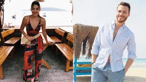 Honeymooning in the Tropics?! Watch Hande Erçel and Kerem Bürsin in Maldives