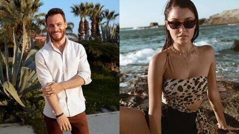 Love in Maldives? Kerem Bürsin and Hande Erçel Share Charming Pictures of Each Other on Instagram