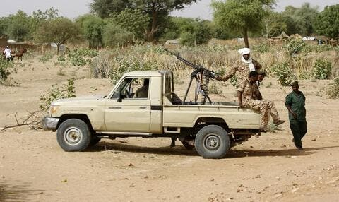 Sudan Troops Deployed in Darfur to Contain Deadly Violence