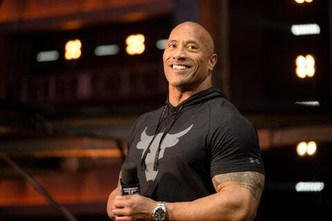 Dwayne 'The Rock' Johnson Confirms His Political Aspirations