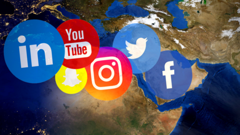 How Have Arabs Used the Internet and Social Media in 2020?