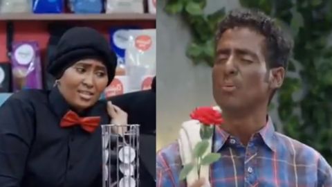 A Racist Black Face in a Ramadan Sitcom, Again!
