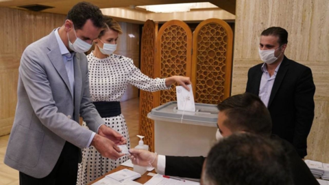 A Farce! Syria's Bashar Assad to be Re-elected on May 26 Poll